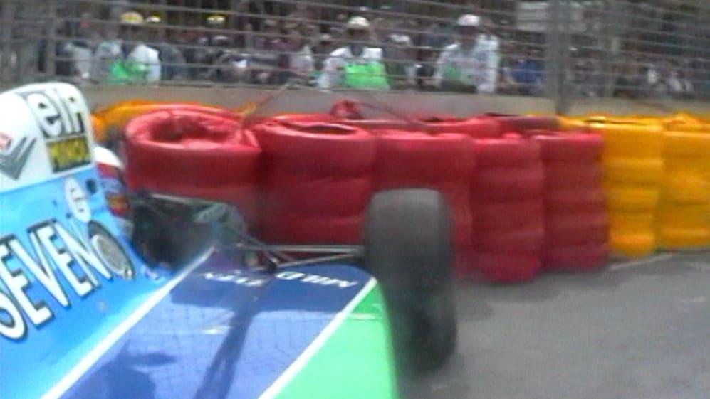 Michael Schumacher: 5 crazy onboard moments