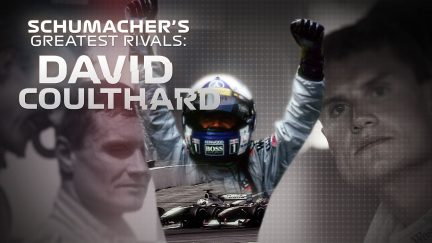 Michael Schumacher's Greatest Rivals: David Coulthard