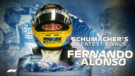 Michael Schumacher's Greatest Rivals: Fernando Alonso
