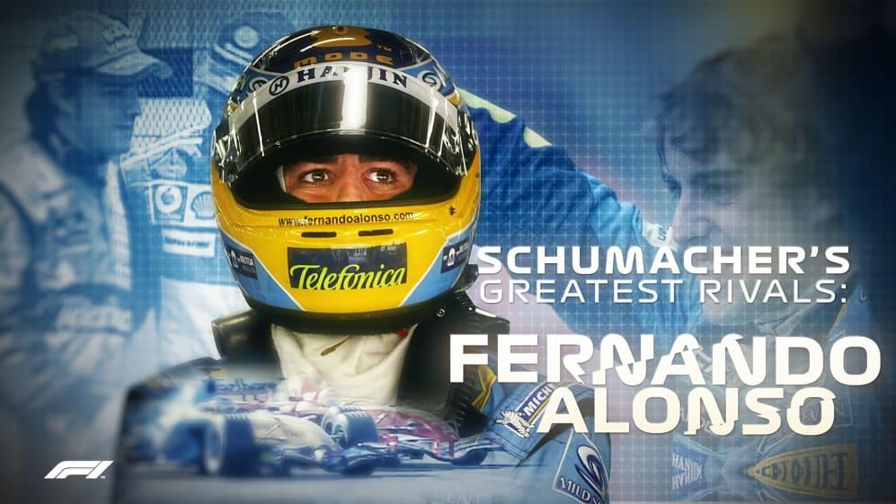 Michael Schumacher's Greatest Rivals: Fernando Alonso