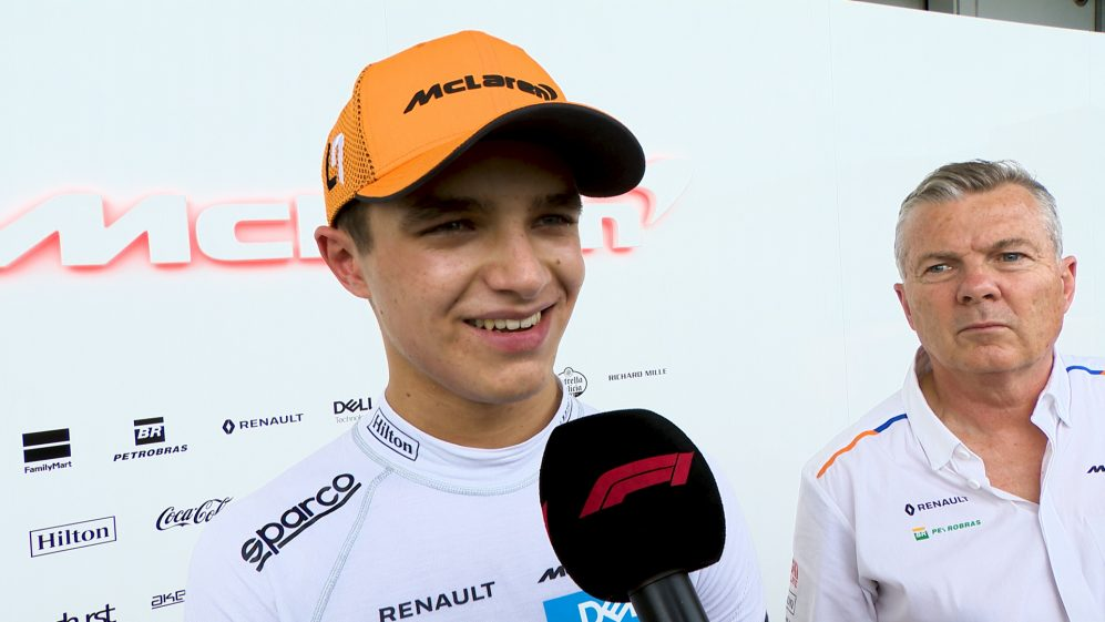 Lando Norris: 'It's clear where we need to improve'