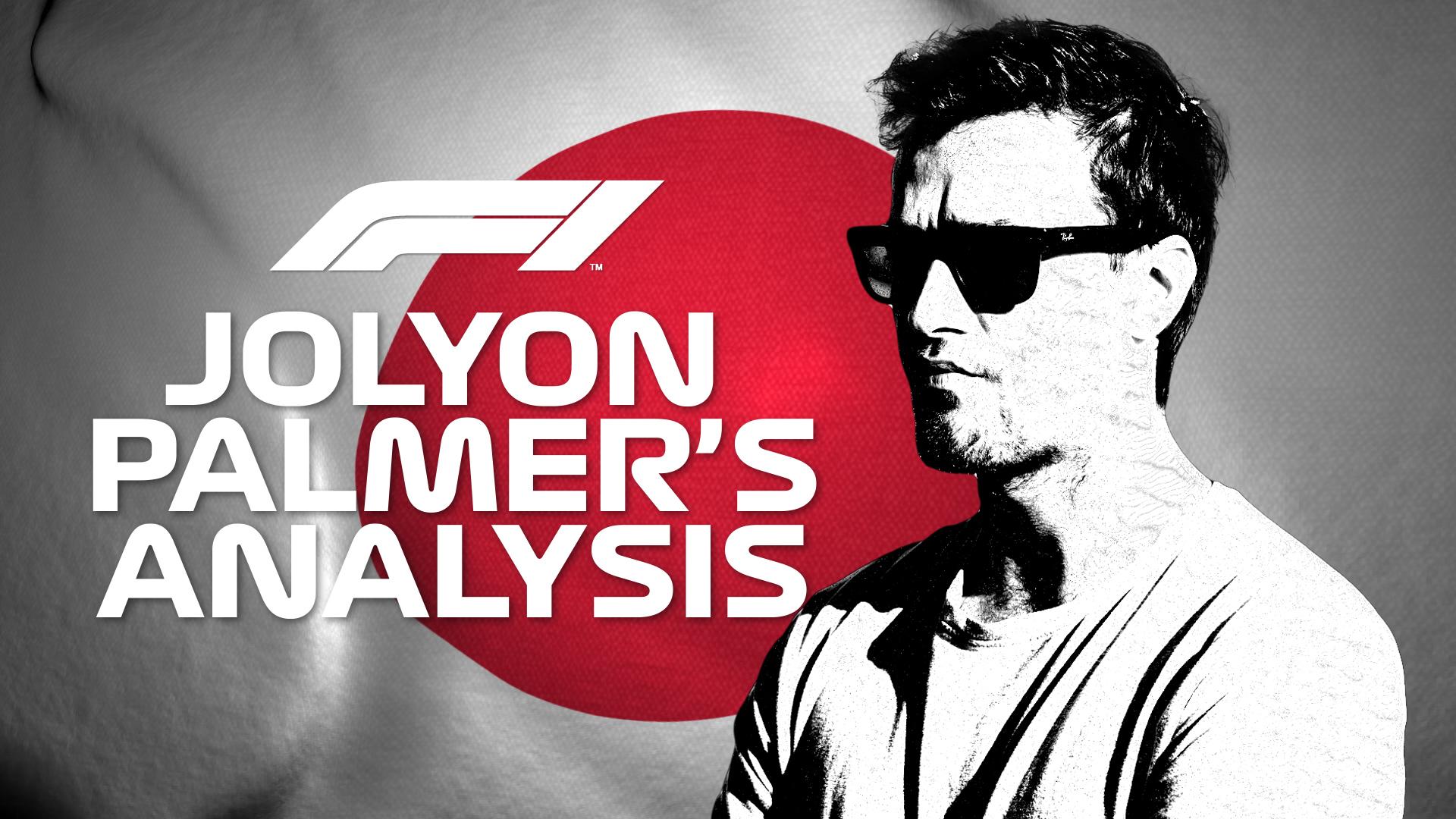 Jolyon Palmer's Analysis: 2019 Japanese Grand Prix