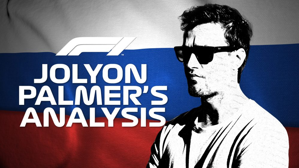 Jolyon Palmer's Analysis: 2019 Russian Grand Prix