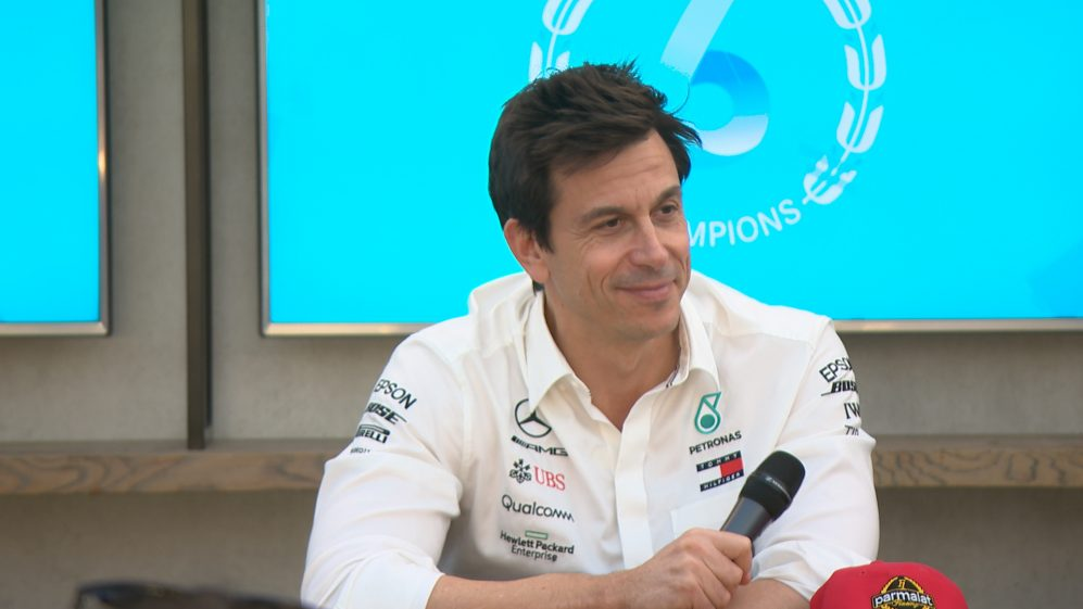 Mercedes Press Conference Highlights: Toto Wolff on the team's record-breaking win.