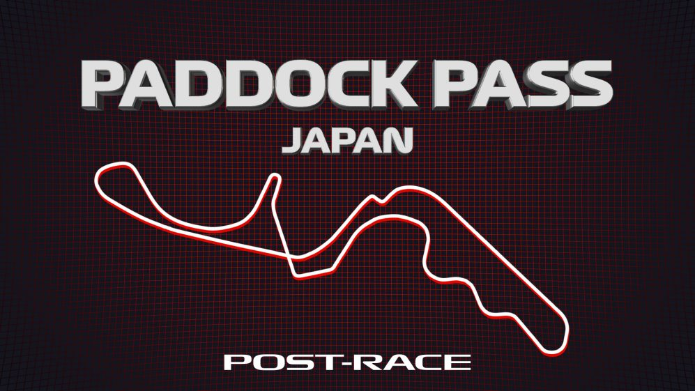 PADDOCK PASS: Reviewing the 2019 Japanese Grand Prix