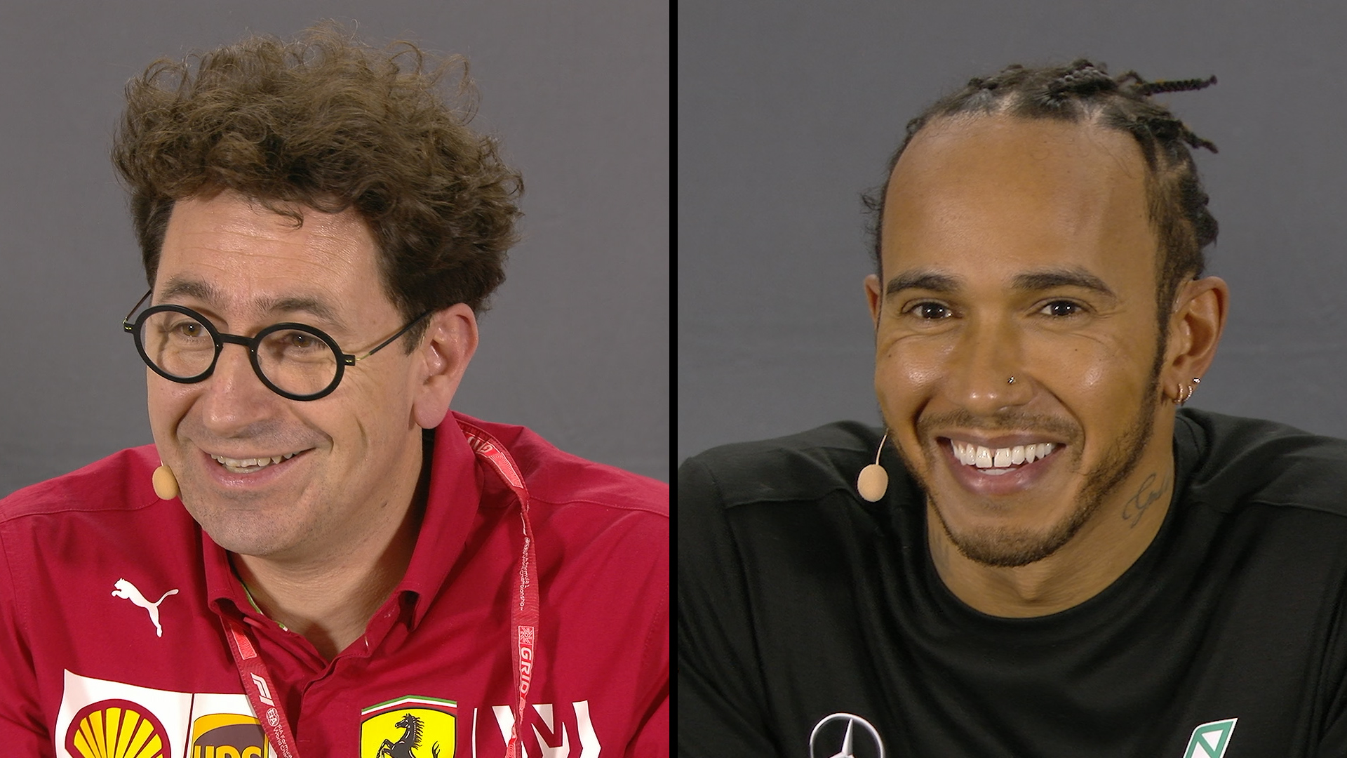 Lewis Hamilton: 'That's the first compliment I've had from Ferrari in 13  years'