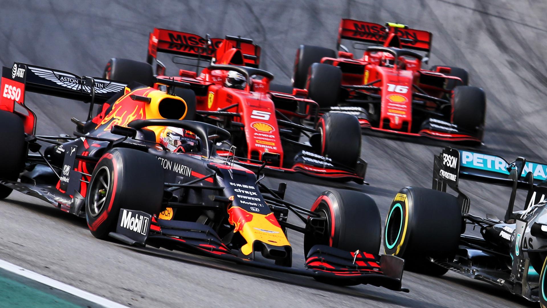 Race Highlights 2019 Brazilian Grand Prix