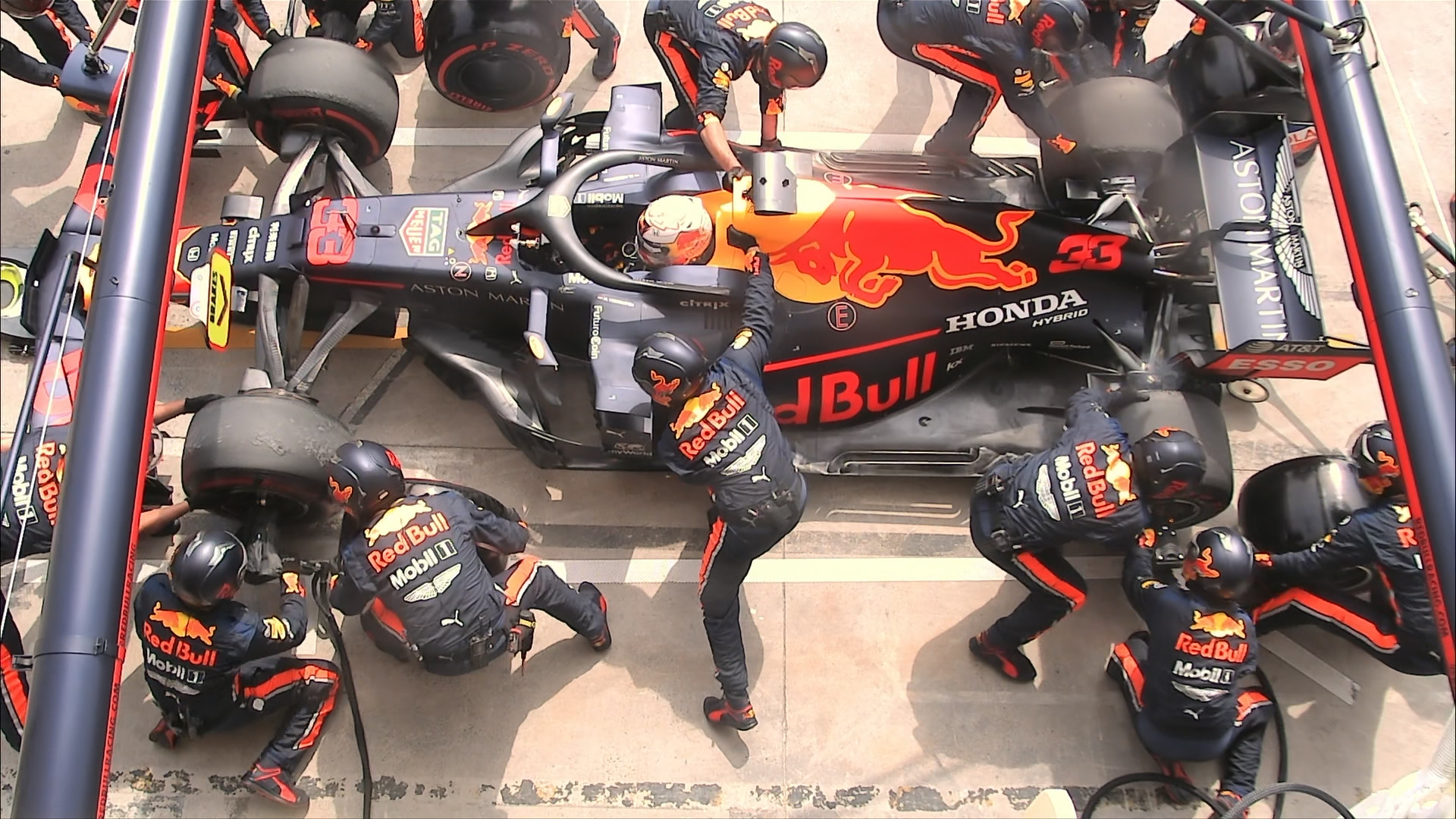 Red Bull smash world record with 1.82s pit stop in Brazil