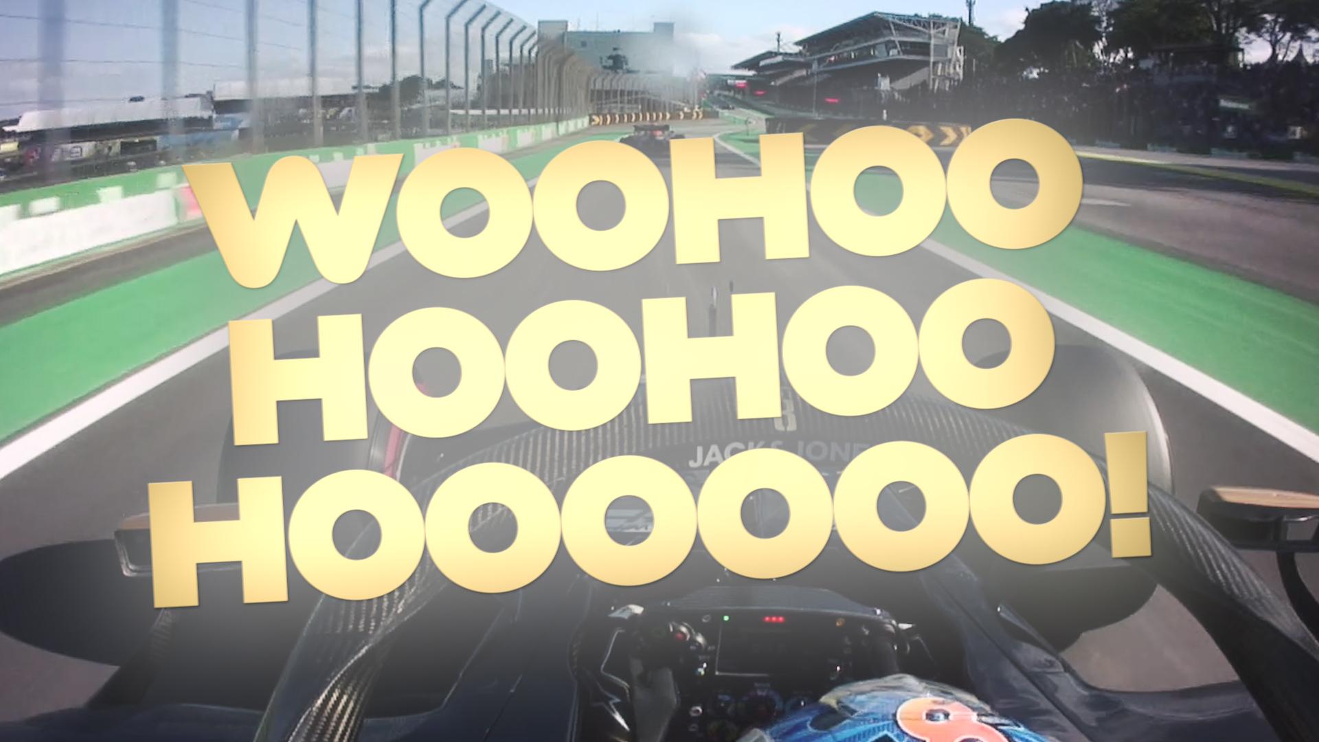 Qualifying: Despair to joy for Grosjean in Brazil qualifying