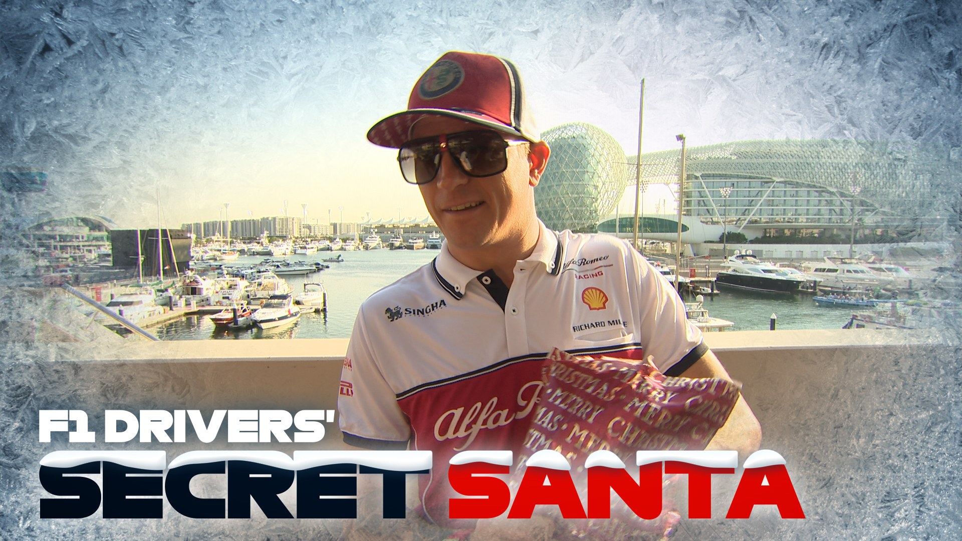 F1 Secret Santa 2019 – what did the drivers gift each other for Christmas?