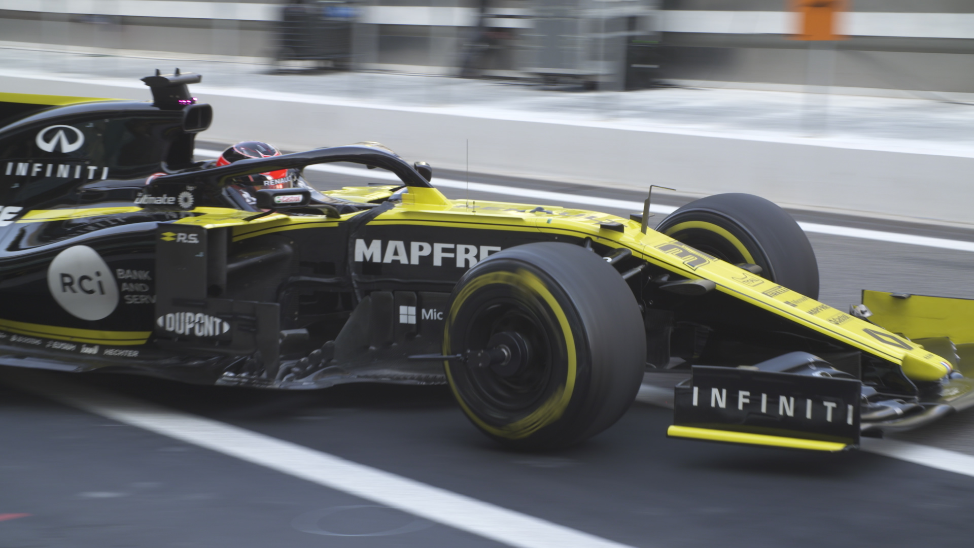 Esteban Ocon's F1 return with Renault