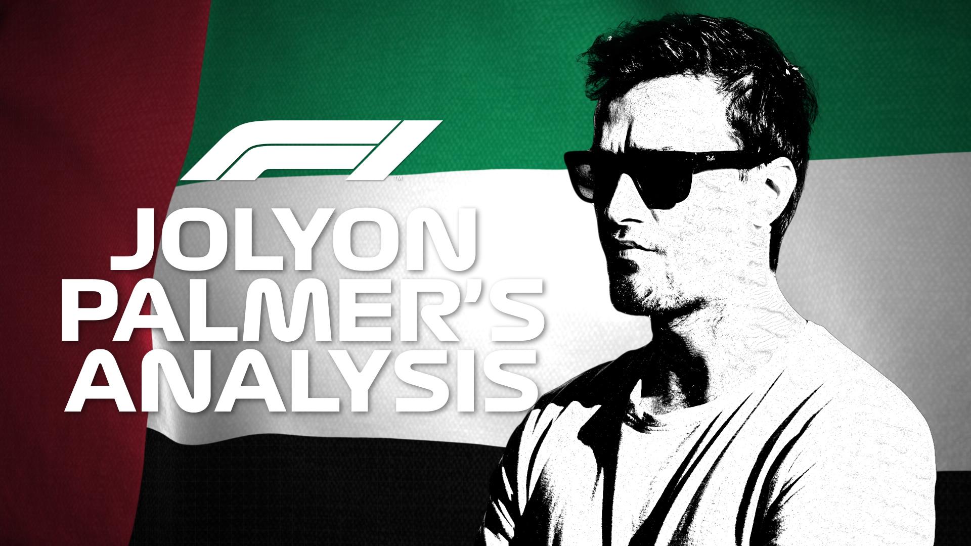 Jolyon Palmer's Analysis: 2019 Abu Dhabi Grand Prix