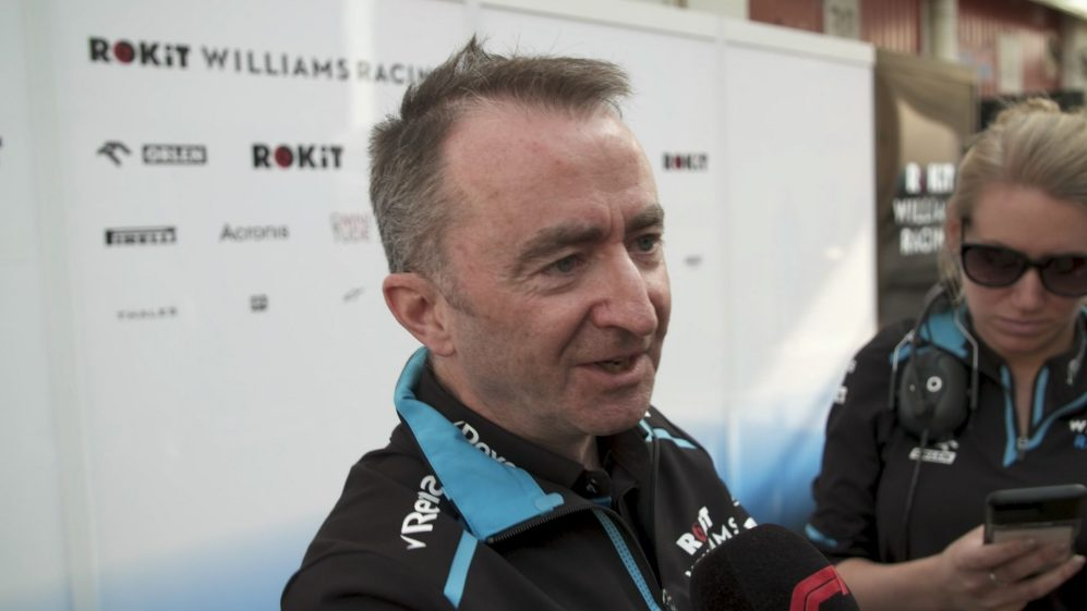 Paddy Lowe - We're making the car quicker every day