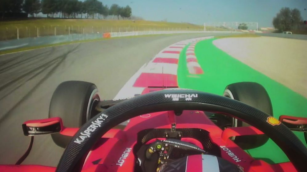Pre-season Testing 2019: Ride onboard with Charles Leclerc in Barcelona