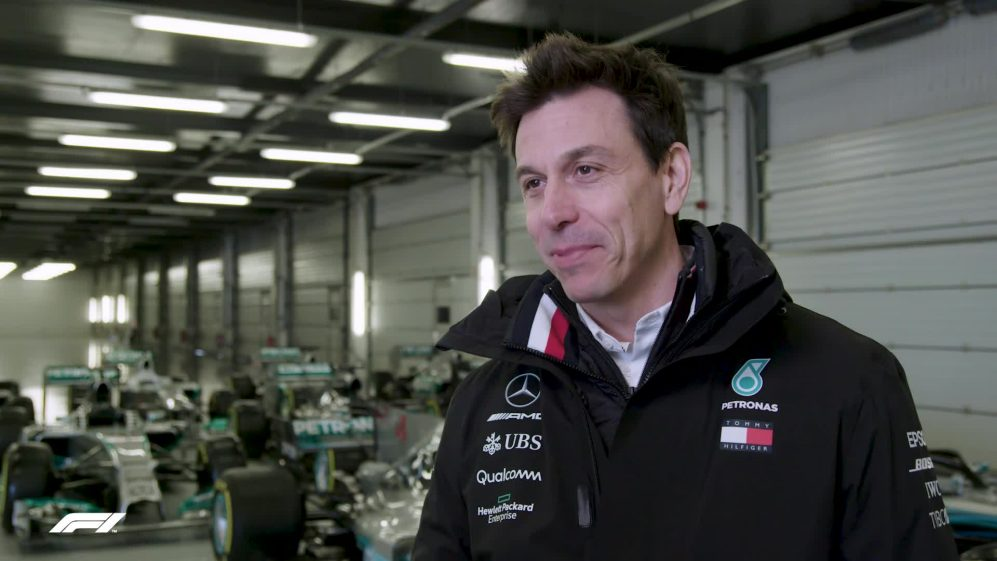 Toto Wolff - 'The five doubles we have scored give us no sense of entitlement for this sixth potential title'