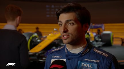 Carlos Sainz - 'So much effort has gone into this car!'