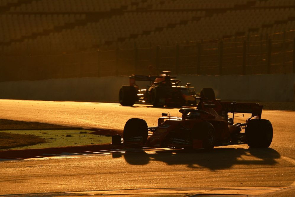 HIGHLIGHTS: 2019 Testing Day 1
