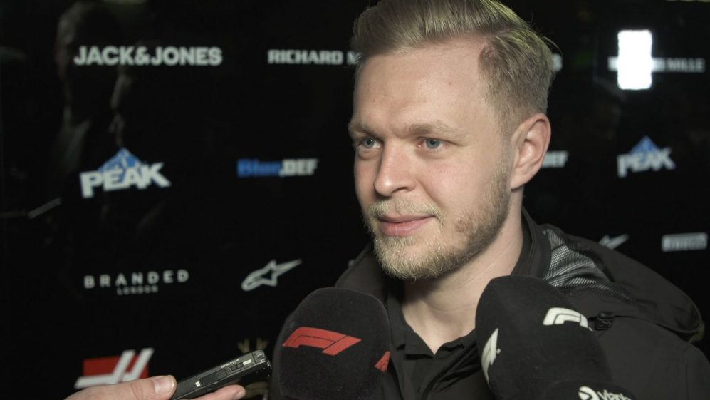Kevin Magnussen - 'Lots of little problems'