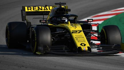 HIGHLIGHTS: Hulkenberg fastest on Day 4 of F1 Pre-season Testing