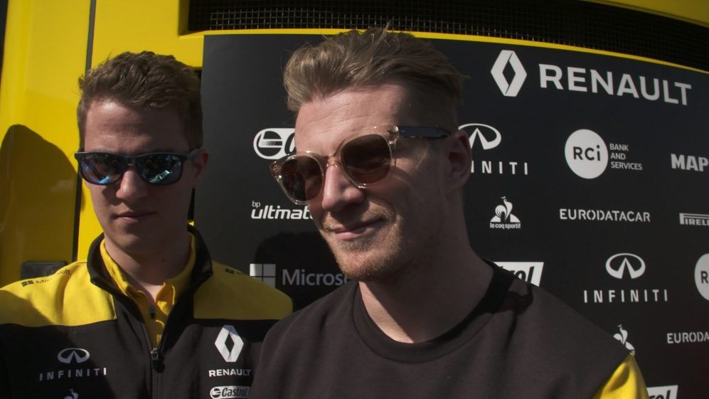 Nico Hulkenberg - 'A few hiccups' but team reacted well