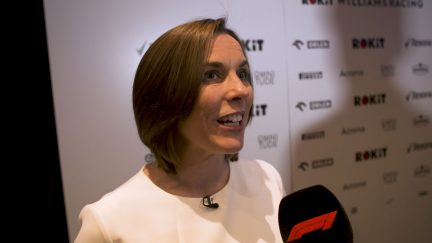 Claire Williams looking to reboot 'next gen' team