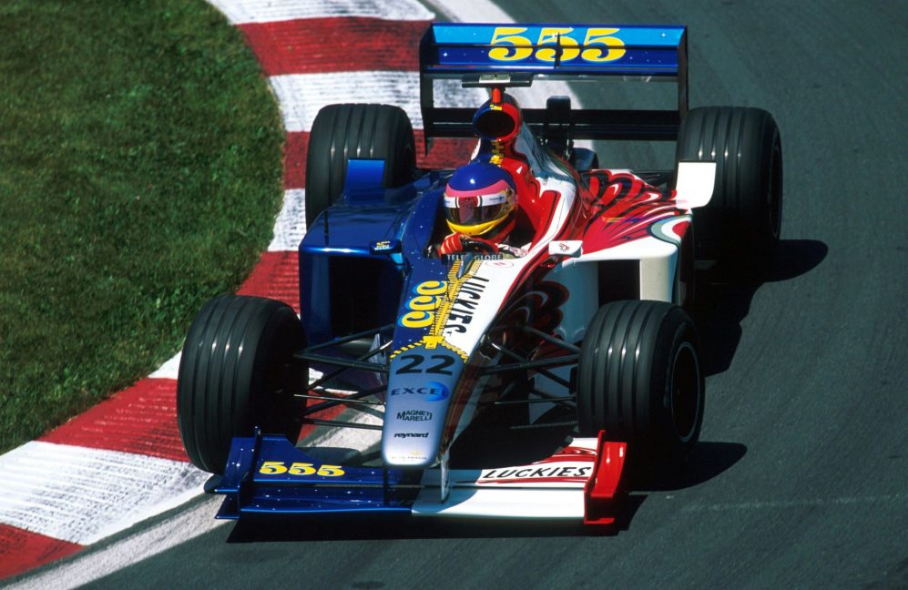 Top 10: Most Unusual F1 Liveries