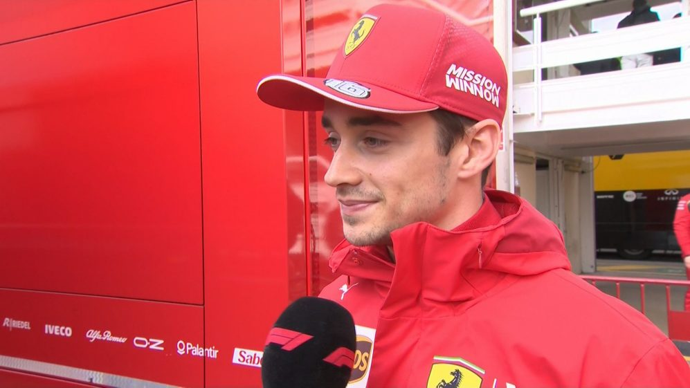 Charles Leclerc - 'Reliability has been our strong point'