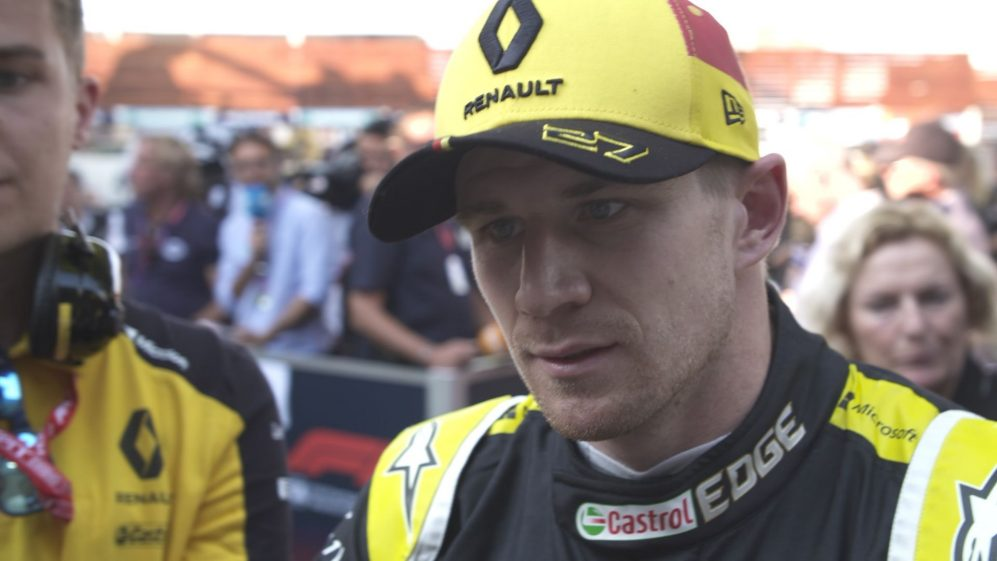 Nico Hulkenberg: 'We definitely have the chance to race for points'
