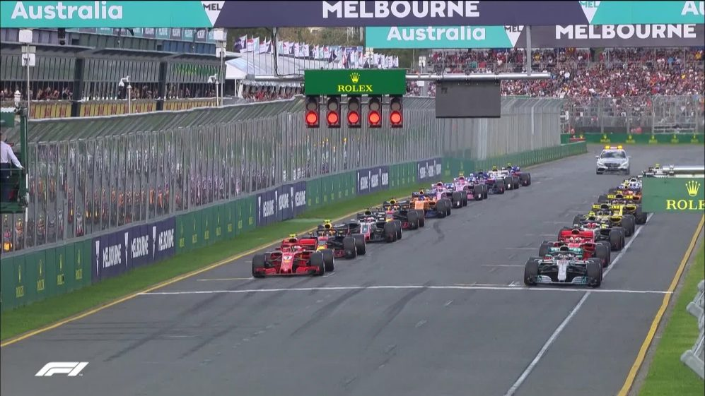 Australia 2018: Re-live last year's race