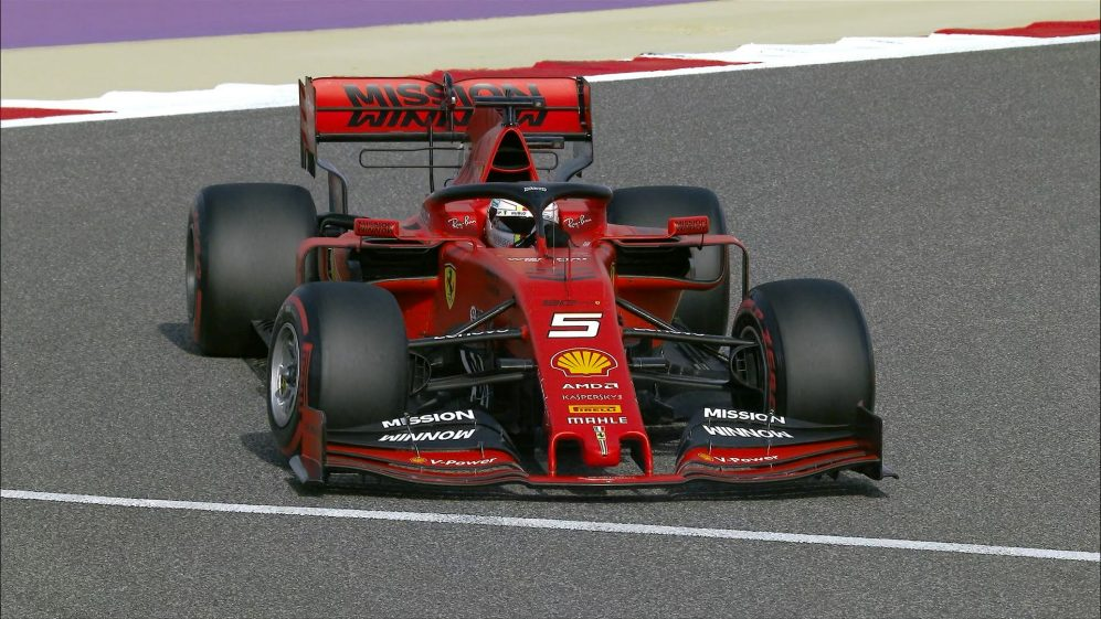 FP3 HIGHLIGHTS: 2019 Bahrain Grand Prix
