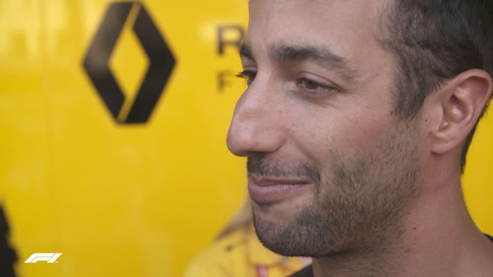 Daniel Ricciardo: No regrets over Renault move