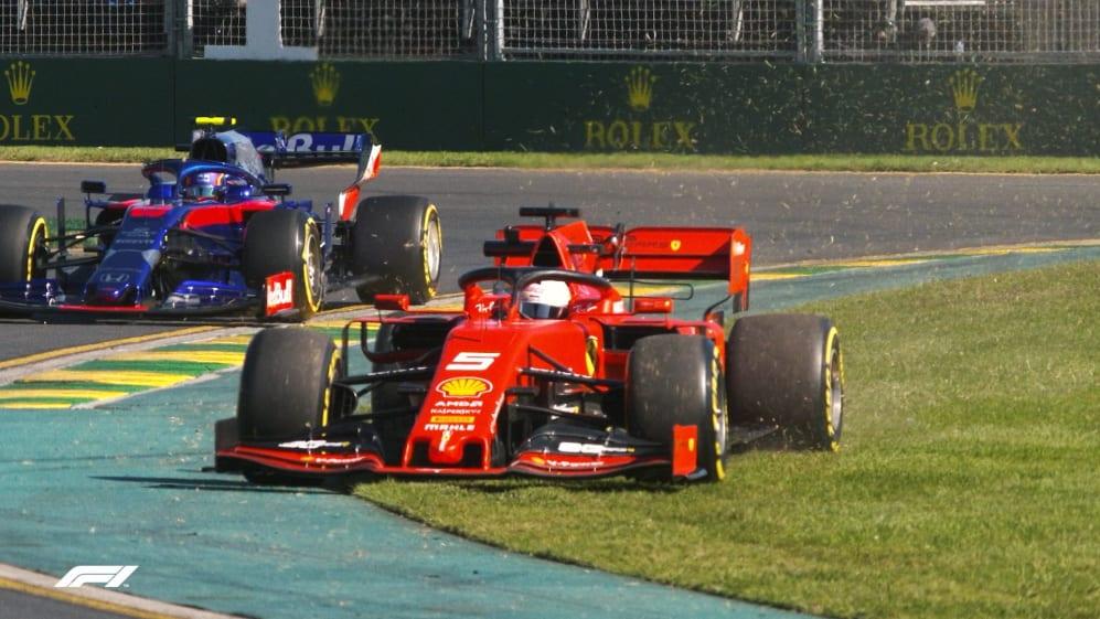 FP2 HIGHLIGHTS: 2019 Australian Grand Prix