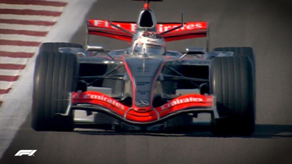 F1 Vault: Raikkonen's epic Bahrain 2006 recovery