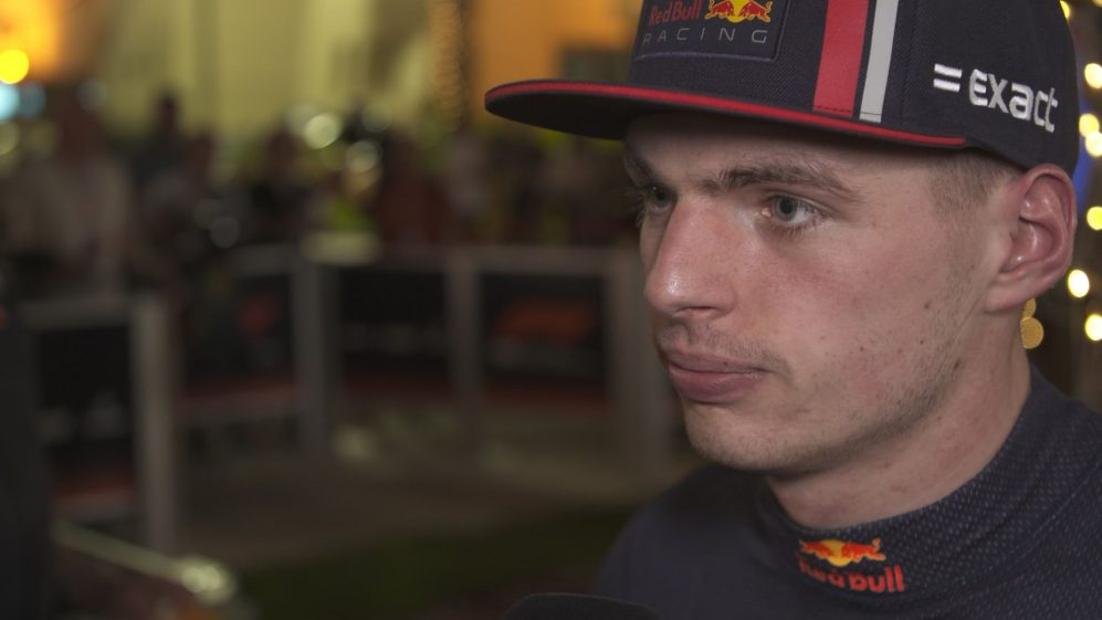 Max Verstappen: 'I'm not an engineer'