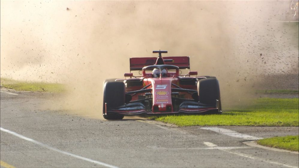 QUALIFYING HIGHLIGHTS: 2019 Australian Grand Prix