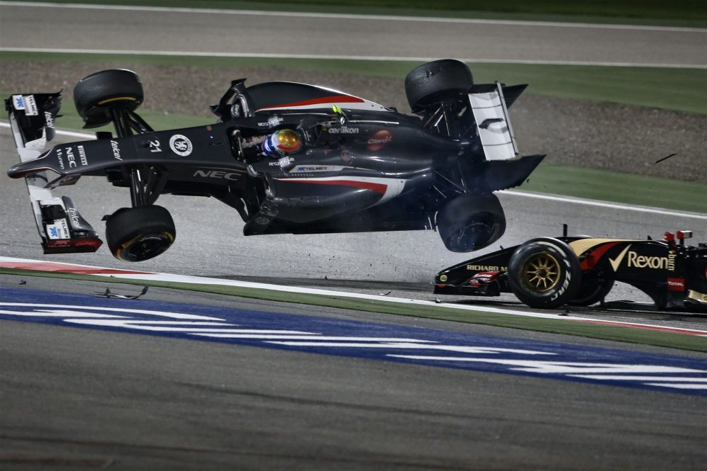 BAHRAIN: 5 shock moments from F1 history