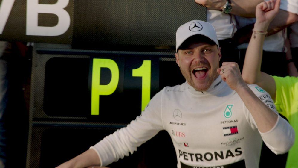 SISU: How Bottas fought back