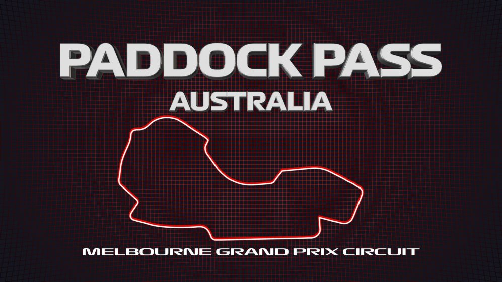 PADDOCK PASS: Previewing the Australian Grand Prix