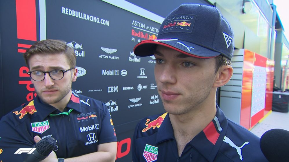 Pierre Gasly: 'I expect this weekend to be really special'