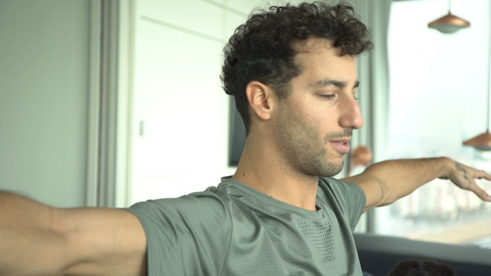 Daniel Ricciardo: Access All Areas