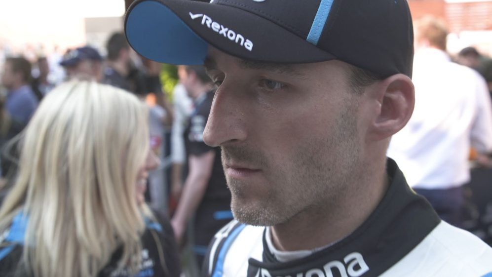 Robert Kubica: Positives despite early qualifying exit