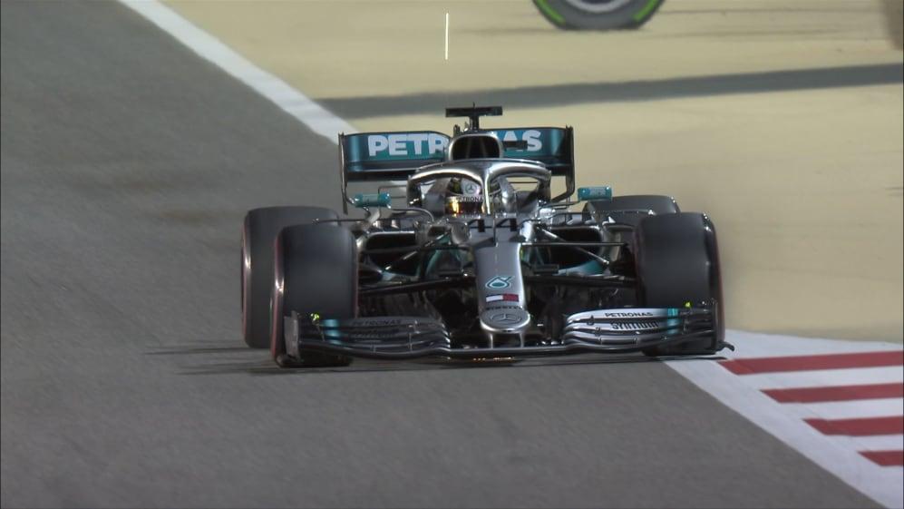 QUALIFYING HIGHLIGHTS: 2019 Bahrain Grand Prix