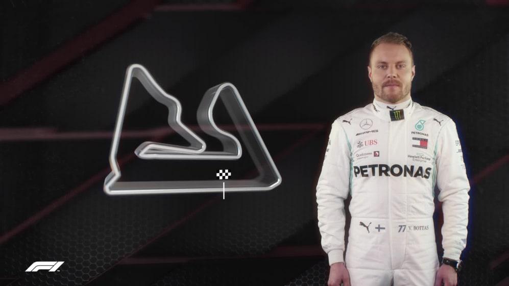 BAHRAIN: Valtteri Bottas's Sakhir circuit guide
