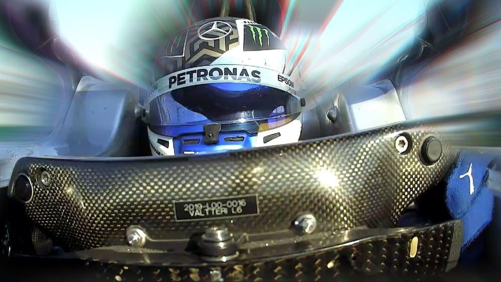 F1 Emotions: Inside the mind of Mercedes' Valtteri Bottas