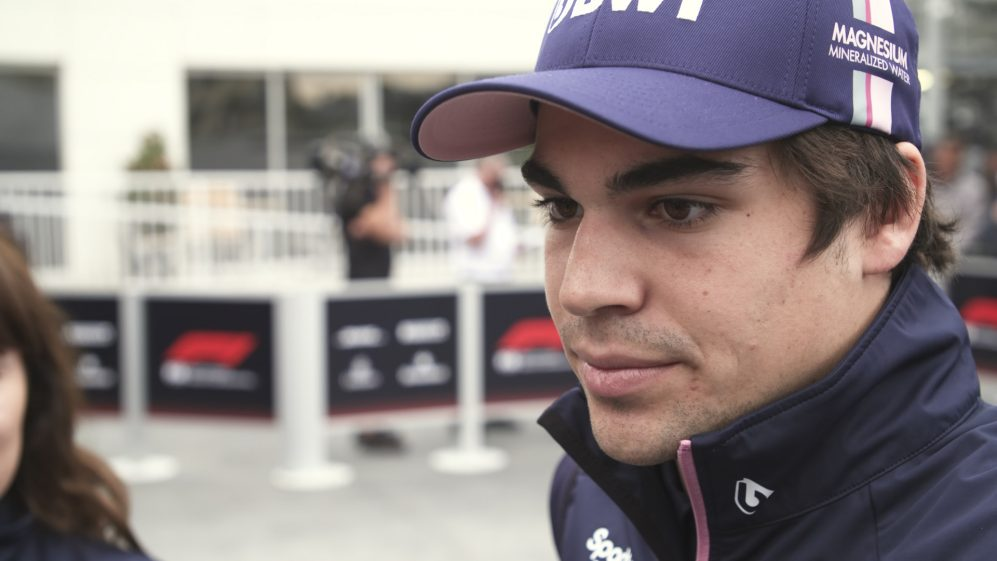 Lance Stroll: 'You have to keep your nose clean' in Baku
