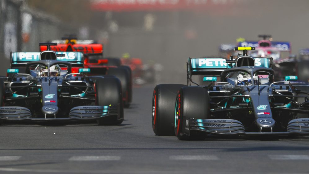 RACE HIGHLIGHTS: 2019 Azerbaijan Grand Prix​