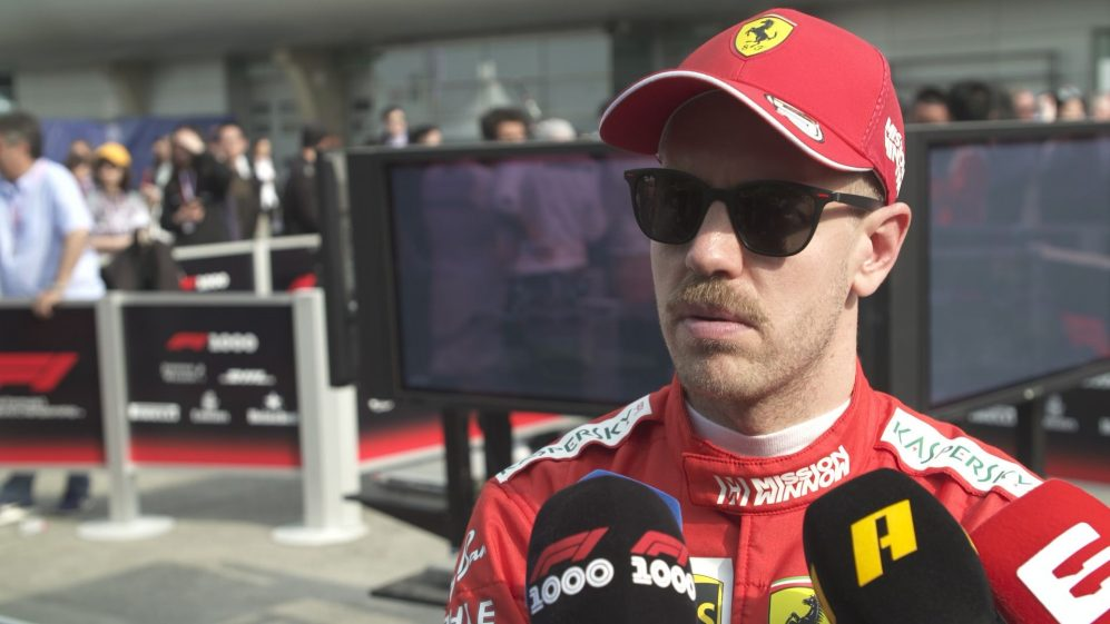 Sebastian Vettel: We have more pace - it will be a close race