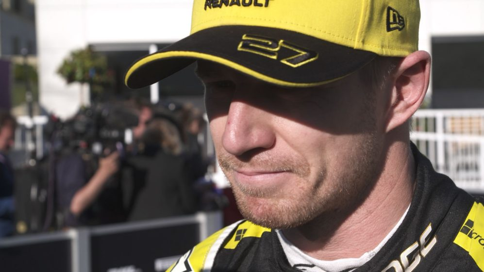 Nico Hulkenberg: I lack confidence in the car