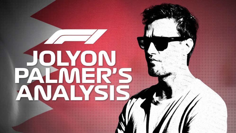 Jolyon Palmer's Analysis: 2019 Bahrain Grand Prix