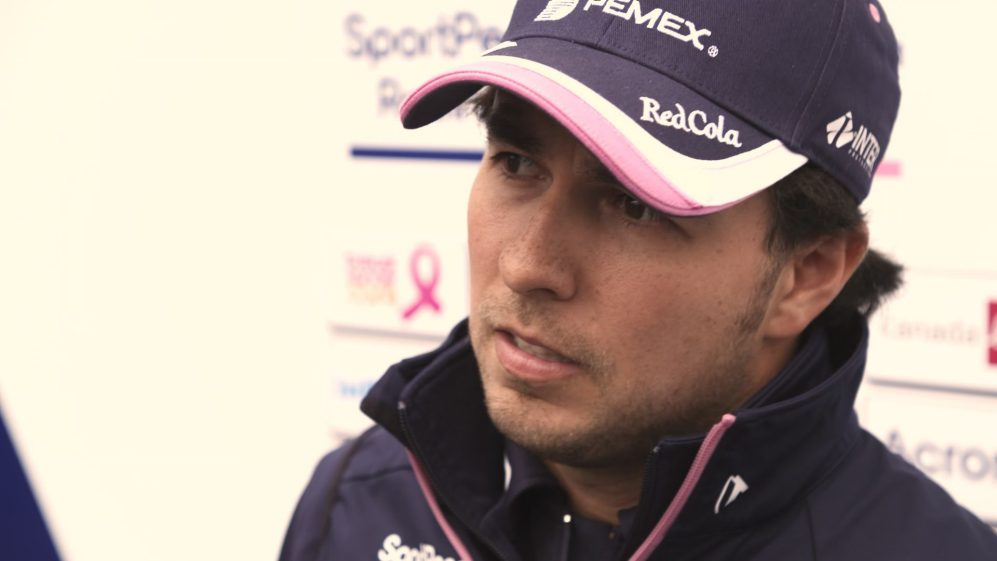 Sergio Perez: We could be 'Best of the Rest' this weekend